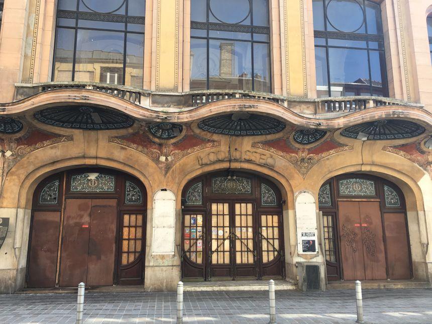 L'actuel cinéma Opéra était devenu trop vieux