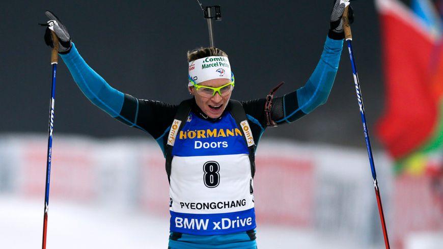 Comme à Pyeongchang (Corée du Sud), le 4 mars 2017, la biathlète jurassienne Anaïs Bescond s'offre une nouvelle 3e place à Oslo, ce 17 mars 2017, en coupe du monde