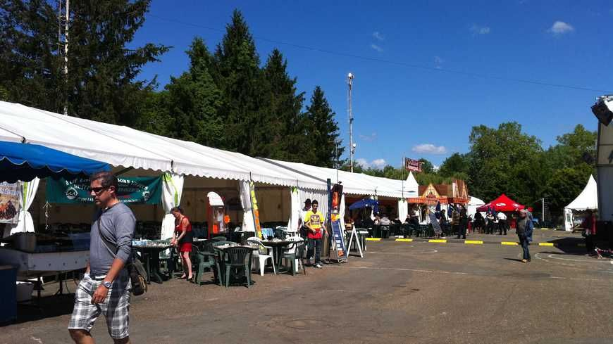 La foire expo de Bergerac en 2013