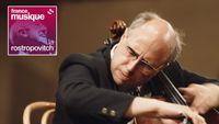 France Musique dévoile sa webradio 100% Rostropovitch