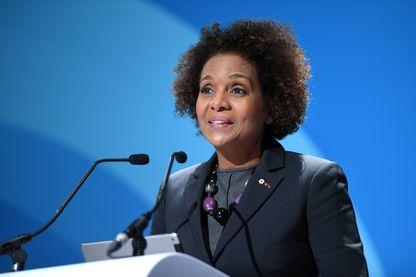 Michaelle Jean, secrétaire générale de l'organisation internationale de la Francophonie, Paris - 6 décembre 2016