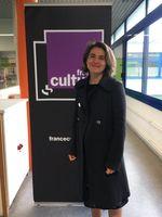 Nathalie Mons, en mars 2017