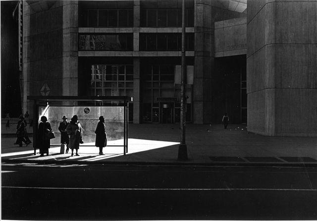 Courtesy Les Douches la Galerie, Paris & Laurence Miller Gallery, New York, Philadelphia, City Whispers, 1981.