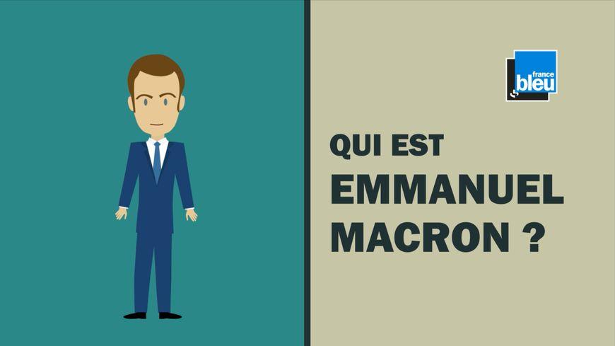 """Emmanuel Macron est candidat à la Présidentielle avec son propre mouvement, """"En Marche !"""""""