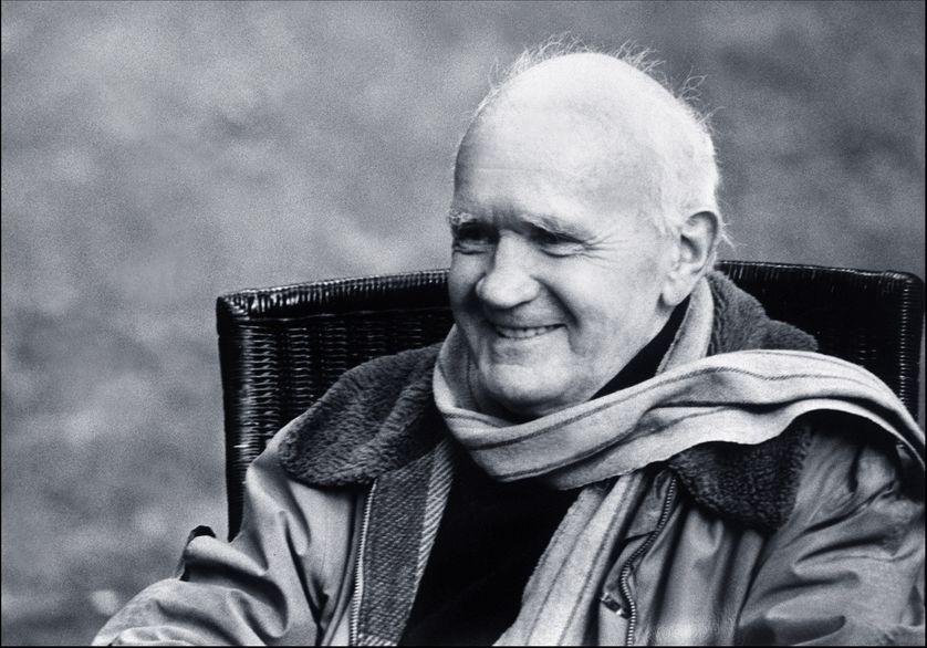 Portrait de l'écrivain français Jean Genet (1910-1986), pris en septembre 1981 à Paris.