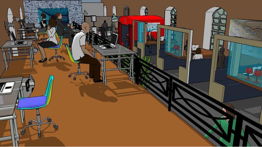Bientôt une gare numérique à carpentras
