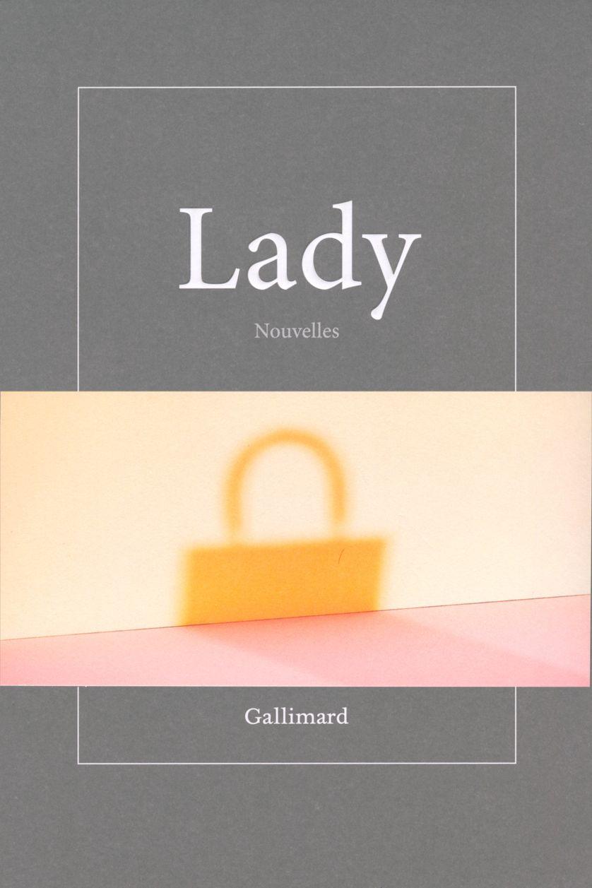 """La couverture de """"Lady"""", Gallimard, février 2017"""