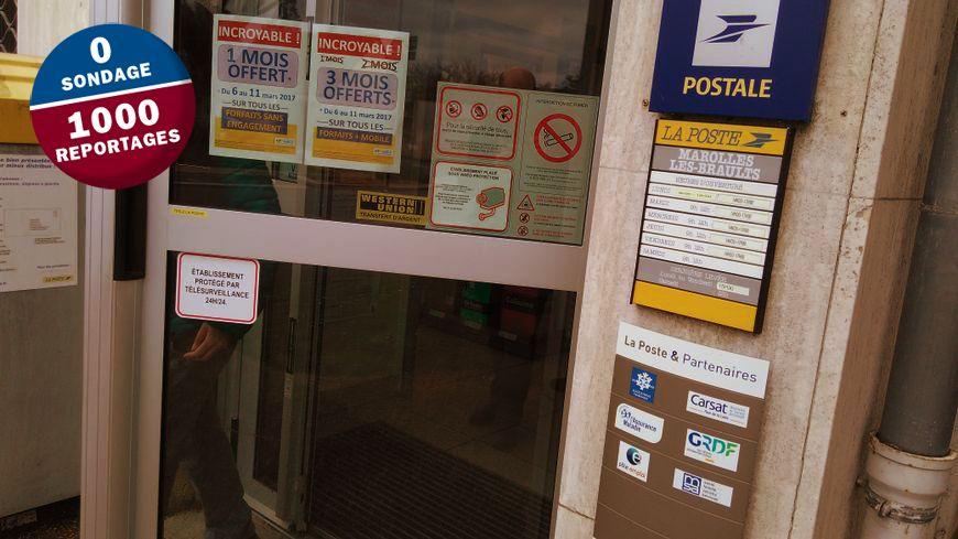Depuis un an, la Poste de Marolles-les-Braults héberge les autres services publics