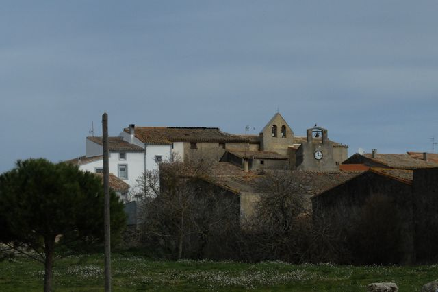le village de Berriac