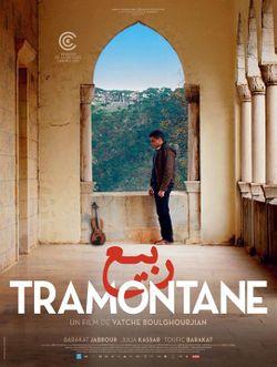 Affiche de Tramontane de Vatche Boulghourjian
