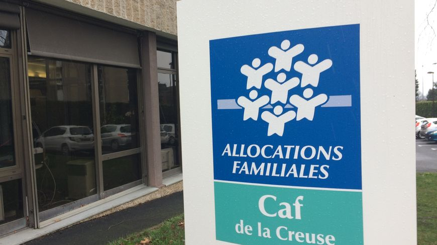 La Caisse d'allocations familiales de la Creuse