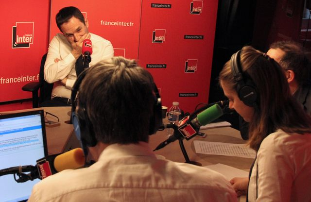 Benoit Hamon face à Guillaume Meurice et Charline Vanhoenacker