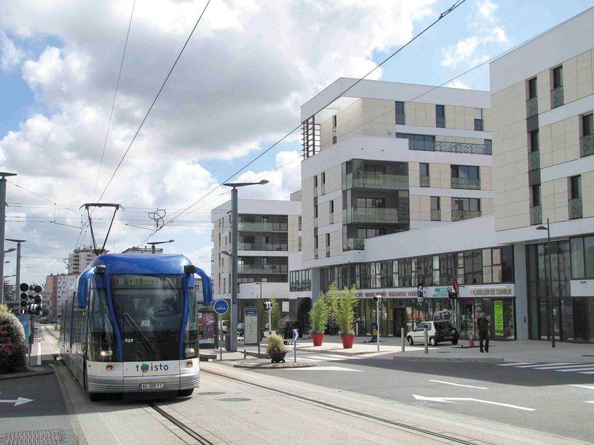 Les immeubles issus de la rénovation urbaine