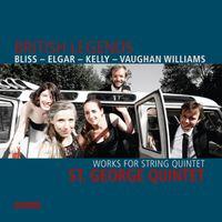 Elégie op 58 - pour quintette à cordes