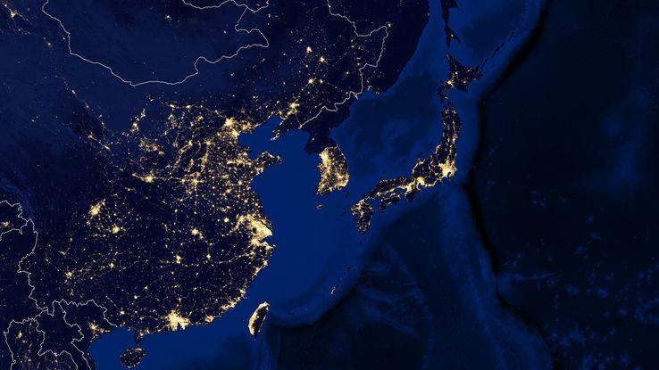 La Chine au cœur de son environnement stratégique, maritime et terrestre