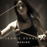 CD Xenakis Kuniko