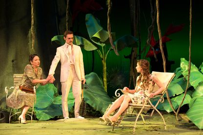 """""""Soudain l'été dernier"""" de Tennessee Williams au Théâtre de l'Odéon dans une mise en scène de Stéphane Braunschweig"""