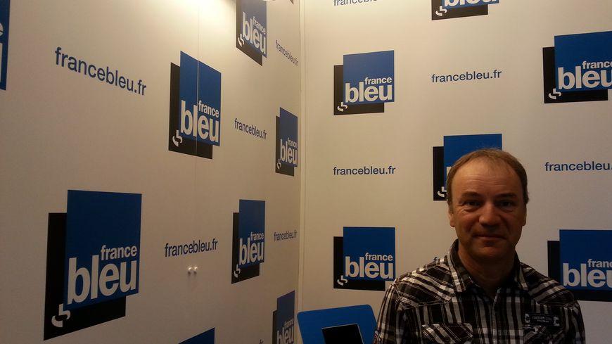 Vincent Girard est le gérant de la coopérative d'activités et d'emplois Coopilote.