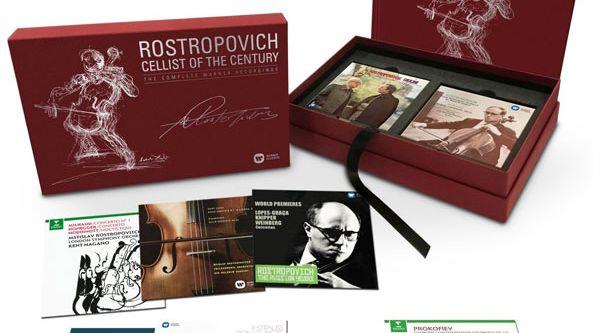 Mstislav Rostropovitch (4/5)
