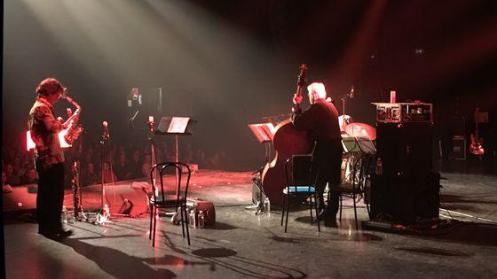 Le Workhop de Lyon A Vaulx Jazz le 22 mars 2017
