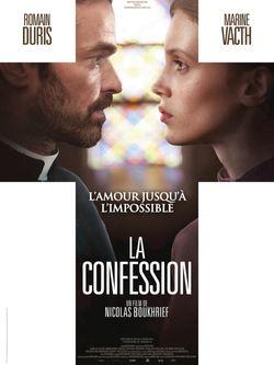 Affiche du film La Confession de Nicolas Boukhrief