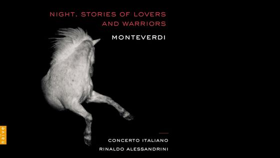 CD Night Stories of Lovers and Warriors