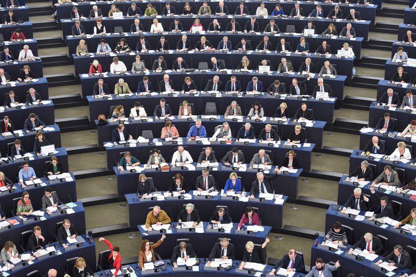 Membres du parlement européen, 5 avril 2017