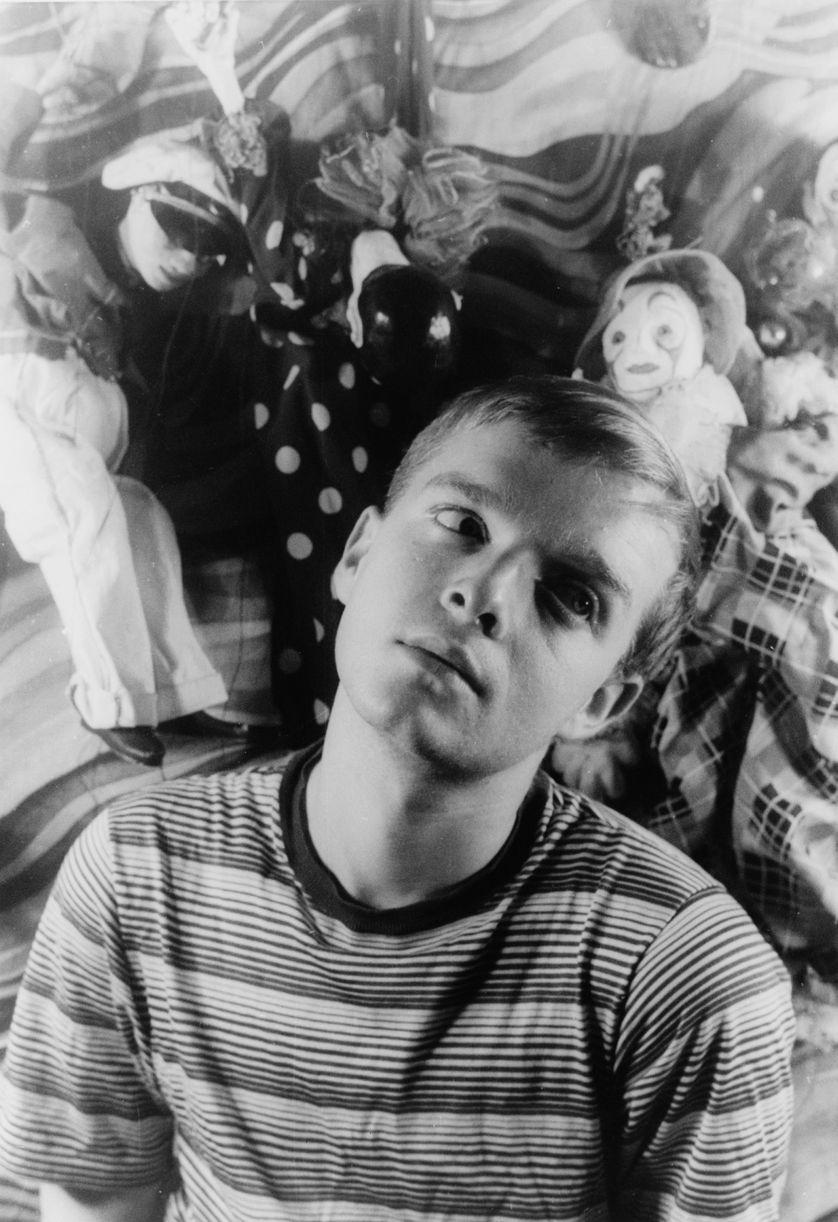 Portrait de Truman Capote par Carl van Vechten en 1948