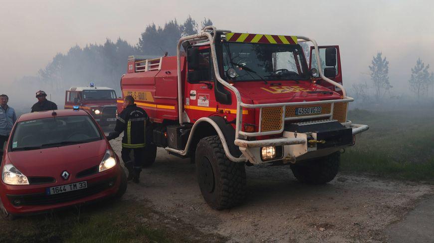 Les pompiers ont maîtrisé l'incendie qui a détruit 1.100 hectares.