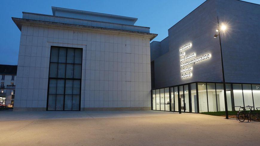 Bon démarrage pour le Centre de création contemporaine Olivier Debré, ouvert à Tours depuis 1 mois.