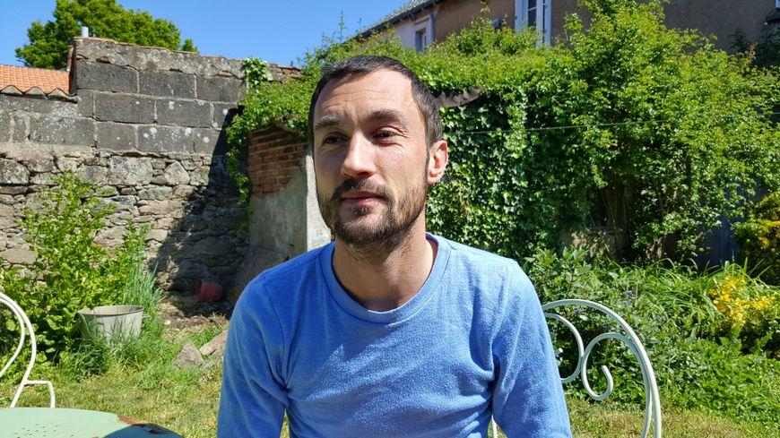 """Vincent Pouplard, réalisateur de """"Pas comme des loups"""""""