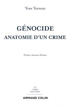 Génocide: Anatomie d'un crime