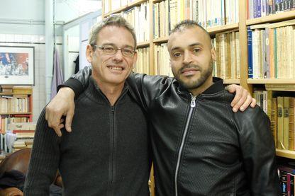 Laurent Bazin, anthropologue et Mohammed