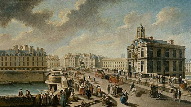 Jean-Philippe Rameau à Paris en 1752 (2/5)