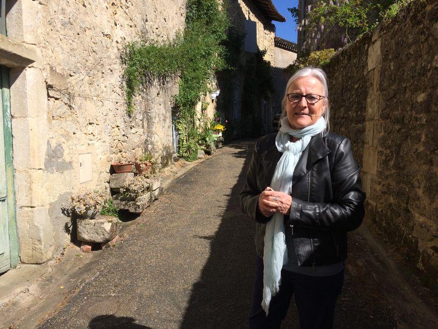 Brigitte tiendra le bureau de vote à Castelmoron-d'Albret