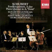 La Truite par E. Leonskaja, G. Hörtnagel et le Quatuor Alban Berg
