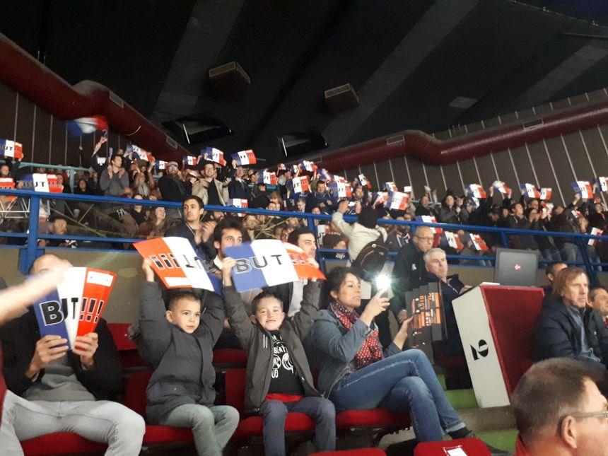 Mériadeck salue l'entame réussie de l'équipe de France.