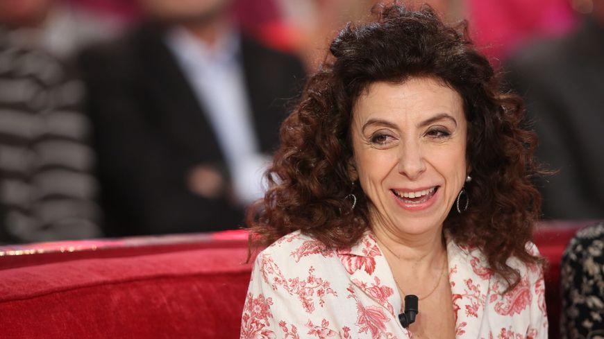 """La comédienne Isabelle De Botton jouera sur scène le dimanche 23 juillet dans la pièce """"Adolf Cohen"""""""