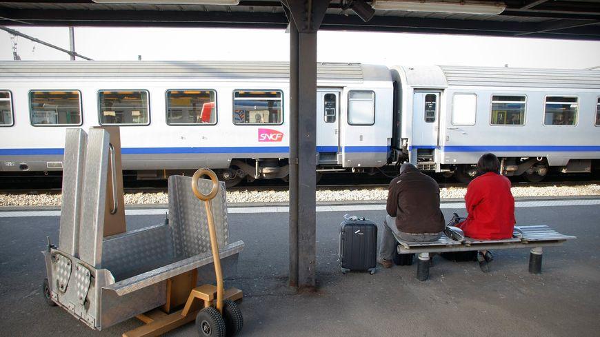 Attention à la grève à la SNCF.