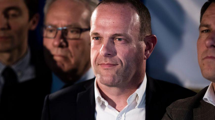 Steeve Briois, président du FN par intérim, visé par une information judiciaire du parquet de Bobigny