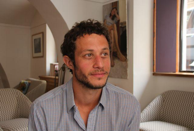 Jules Stromboni au festival BD à Bastia