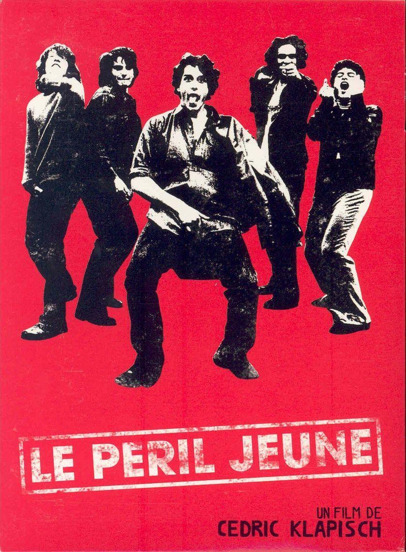 Le péril jeune, affiche du film de Cédric Klapisch, 1995