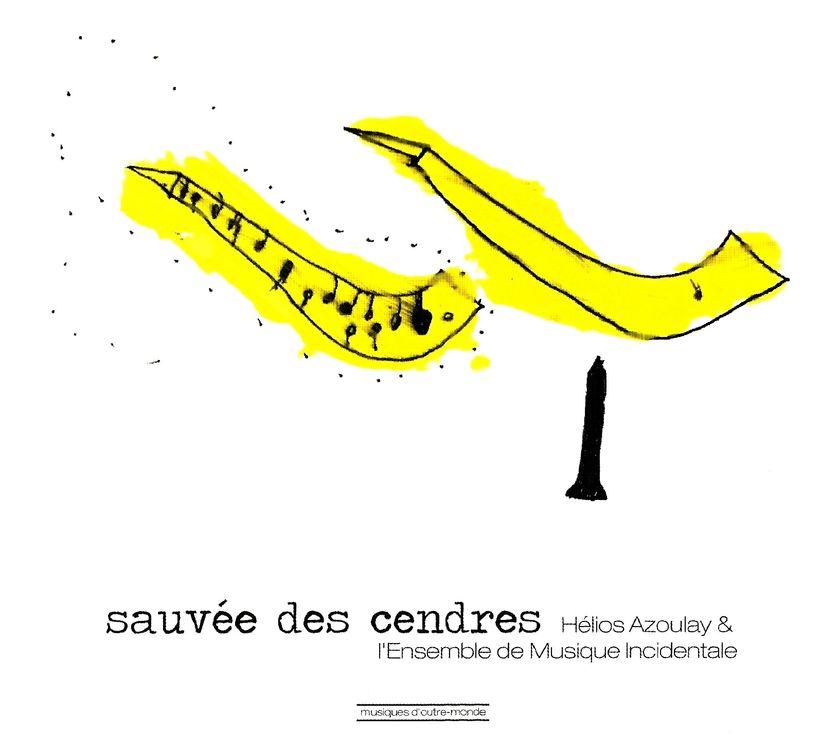 Hélios Azoulay et l'Ensemble e musique Incidentale.
