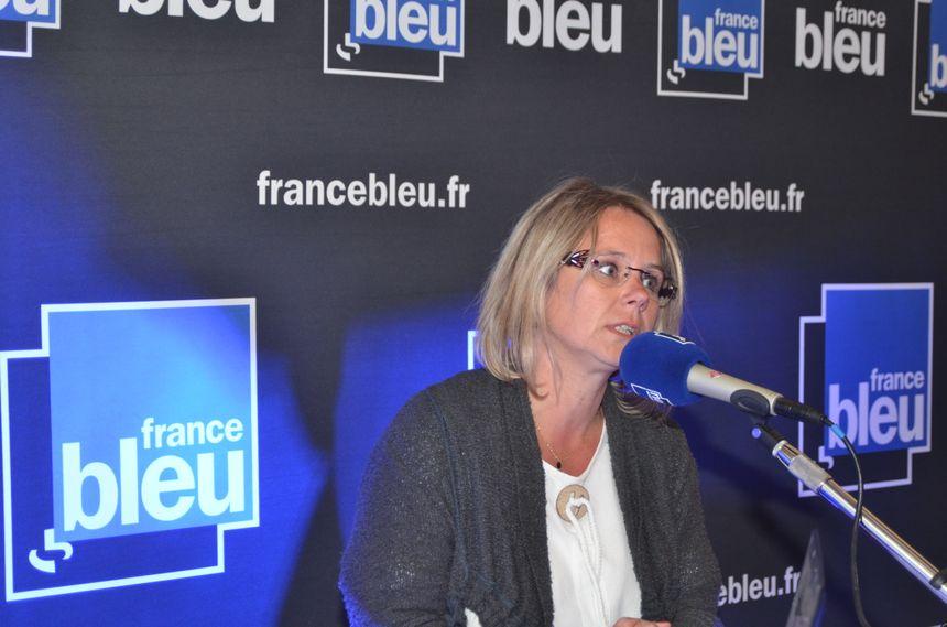 Cecile Cuckierman sénatrice front de gauche de la Loire
