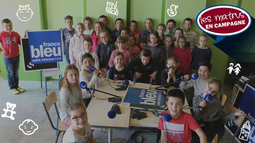 Le regard des 30 enfants de l'école de Lérigneux sur l'élection présidentielle