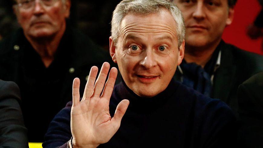 Le député LR de l'Eure apporte son soutien à Emmanuel Macron