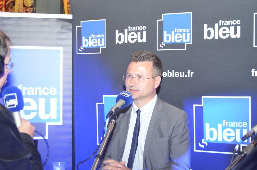 Olivier Longeon (EELV)  soutien de  Benoît Hamon