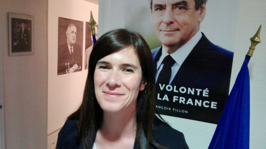Vanessa Charbonneau, Secrétaire départementale Les Républicains
