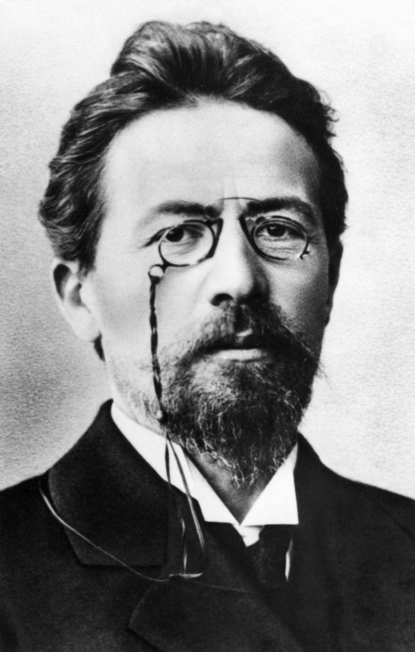 Portrait de Anton Tchekhov