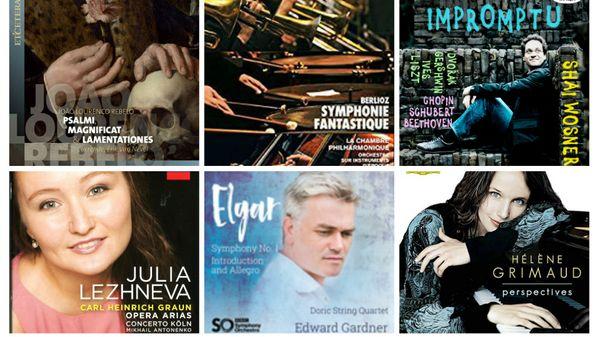 Actualité du disque : Elgar, Strauss, Berlioz